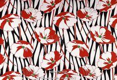 Dress fabric, by The Calico Printers Association. England, 1933