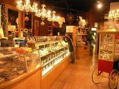 Ghirardelli Chocolate Shop, San Francisco