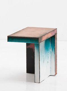 Kwangho Lee: copper furniture