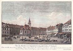 Spittelmarkt, 1783, Johann Georg Rosenberg