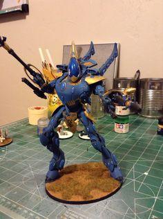 40k Eldar Wraith Knight