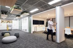CUA Offices - Melbourne - Office Snapshots