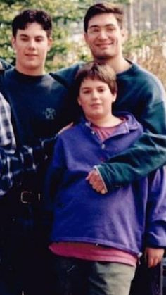 young Henry Cavill