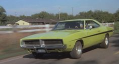 """1969 Dodge Charger from """"Dirty Mary, Crazy Larry."""""""