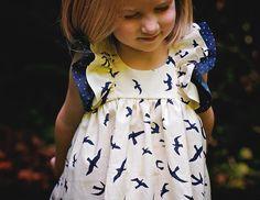 Clara Pattern - Top & Bottoms by Violette Field Threads