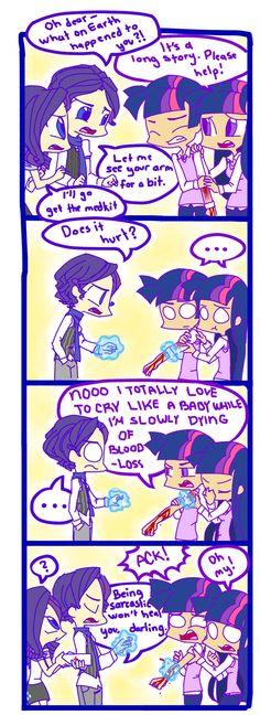 Sarcasm by annie-anime on deviantART