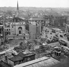 Blitz Kids, Photographs And Memories, Coventry City, Cinema Theatre, The Blitz, World War Ii, Wwii, Countryside, Paris Skyline