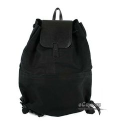 School Book Bag Black