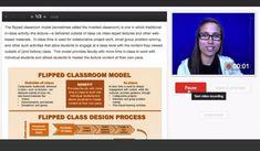 Métodos para poder grabarse y mostrar a los alumnos los vídeos creados, en esta página se muestran y explica 5 herramientas para poder realizar videoconferencias, estas son: Panopto, Movenote, Screencast, EDpuzzle y Screenr.