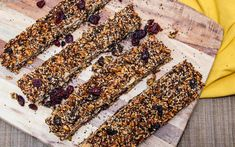 Ideal for a quick boost of energy and endurance. Breakfast Dessert, Dessert For Dinner, Main Dish Salads, Easy Healthy Recipes, Healthy Foods, Healthier You, Your Recipe, Diet And Nutrition, Raisin
