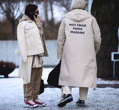 Streetstyle на Неделе моды в Осло | Мода | STREETSTYLE | VOGUE