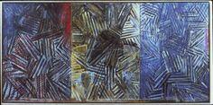 Weeping Women, 1975 by Jasper Johns Jasper Johns, Josef Albers, Jean Michel Basquiat, Jackson Pollock, Keith Haring, Kandinsky, Van Gogh, Robert Rauschenberg, Gray Matters