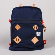 Epperson Day Pack - Waxed Midnight