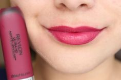 Revlon Ultra HD Matte Lipcolor in Addiction - Click through to read a full review and see five other shades swatched!