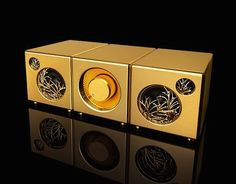 The River's Tone AI-03-Au system promises the ultimate audio statement and is…