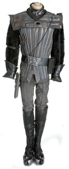 Klingon costume.