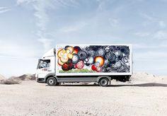 Abraham Lacalle truck design