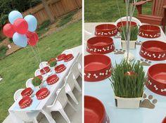 Puppy Party Ideas (Birthdays) - Moms & Munchkins