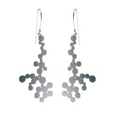Nervous System Earrings now featured on Fab.