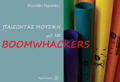 Book about Boomwhackers
