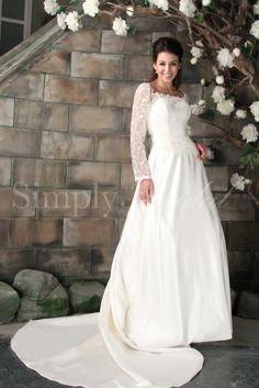 Renee Gown - Simply Bridal