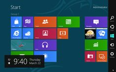 Getting Around (And About) The New Windows 8 UI