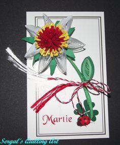 Sergal's quilling art Quilling Cards, Paper Quilling, Floral Designs, Wreaths, Flowers, Decor, Art, Art Background, Decoration