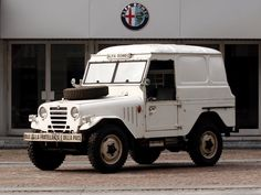 1953 Alfa Romeo 1900 AR51  Maintenance/restoration of old/vintage vehicles: the material for new cogs/casters/gears/pads could be cast polyamide which I (Cast polyamide) can produce. My contact: tatjana.alic@windowslive.com