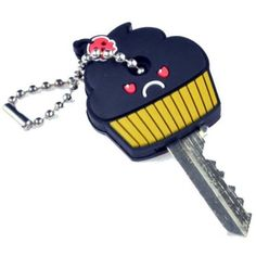 David-Goliath-Rubber-Key-Cap-Key-Covers-choose-design