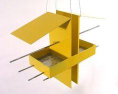 'Duo' Hanging bird feeder