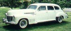 1941 Cadillac Limo. www.romanworldwide.com #orangecountylimo #lacountylimo #247limo