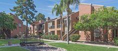 Diese Apartmentanlage im US-Bundesstaat Arizona gehört nun einem LIC-Fonds, der sich aus Eigenkapital deutscher institutioneller Investoren speist.  Bild: LIC Asset Management