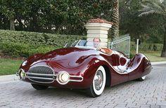 1948 Buick Streamliner