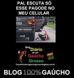 Diário de um Gaúcho Grosso: BLOG 100% GAÚCHO