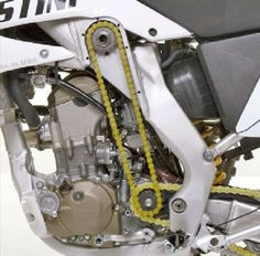 The Christini is devilishly simple, but still remarkably complex. Here's how it works - Visordown is the world's fastest growing motorcycle website wit. Motorcycle Posters, Motorcycle Engine, Concept Motorcycles, Cars And Motorcycles, Off Road Moto, Sv 650, Chain Drive, Adventure Gear, Dual Sport