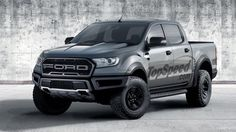 it s well known ford is developing a midsize pickup for the north american market based on the current t6 platform used on the global ranger truck. in fact ford has officially announced the ranger will return to america in 2019 along with the iconic bronco name fitted to a ranger-based body-on-frame suv. yet hidden deep in the outback of australia roams a suspicious ranger test mule with taller ground clearance wider fenders a stubby front bumper and beefy tires. could ford be nbsp…