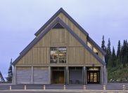 Mount Rainer Visitors Center