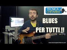 Lezioni di chitarra: Blues in Do, fraseggi | Tecnicaperchitarra.com
