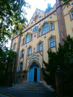 Magyar Állami Földtani Intézet  -  Budapest
