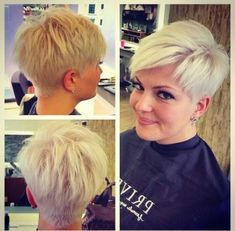 Blonde Short Hairstyles Top blonde short hairstyles Is one of the types of hairstyle trends this year, you fashion. Ladies, ...