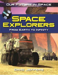 Space Explorers by David Jefferis - cover art by Luca Oleastri - www.innovari.wix.com/innovari