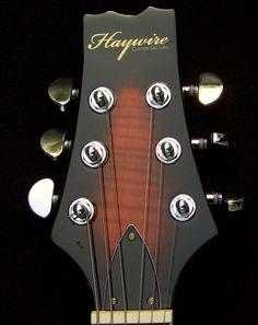 Haywire Custom Guitars offers Premium custom guitar mods and guitar neck shaving. Our custom guitars and basses are true players instruments. Usa Customs, Guitar Neck, Guitar Building, Guitar Art, Custom Guitars, Gibson Les Paul, Van Halen, Indie Music, Wedding Art