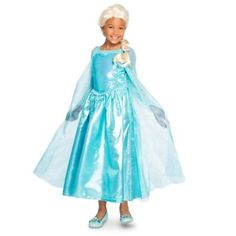 Elsa Costume Collection for Kids | Disney Store