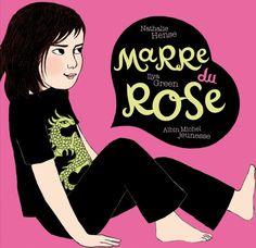 Marre du rose de Nathalie Hense et Ilya Green