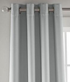 Heather Blackout Grommet Top Curtains - Pair $79.95 - $99.95