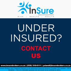Are you adequately covered in the event of disability? #DisabilityCover #DisabilityInsurance http://bit.ly/1hvKglp