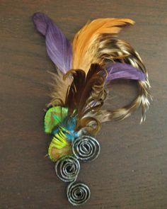 Groomsmen feathers I like :)