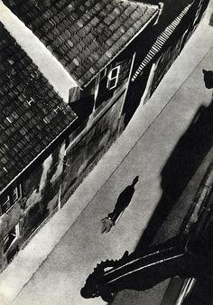 Josef Sudek Vicar's Lane, Prague, n. From Poet of Prague: A Photographer's Life Old Photography, Street Photography, Narrative Photography, Photography Lighting, Prague, Josef Sudek, Wooded Landscaping, Foto Art, Famous Photographers