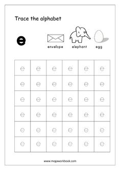 Alphabet Tracing - Small Letters - Alphabet Tracing Worksheets - Alphabet Tracing Sheets - Free Printables Tracing Letters (A-Z) - Lowercase - MegaWorkbook Letter Worksheets For Preschool, Alphabet Tracing Worksheets, Handwriting Worksheets, Tracing Letters, Tracing Sheets, Preschool Writing, Handwriting Practice, Preschool Activities, Small Alphabet Letters