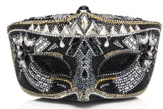 Judith Leiber presents Bal Masque clutch to disguise the trends